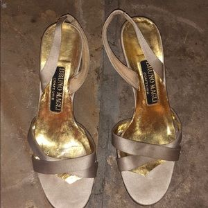 Bruno Magli evening heels